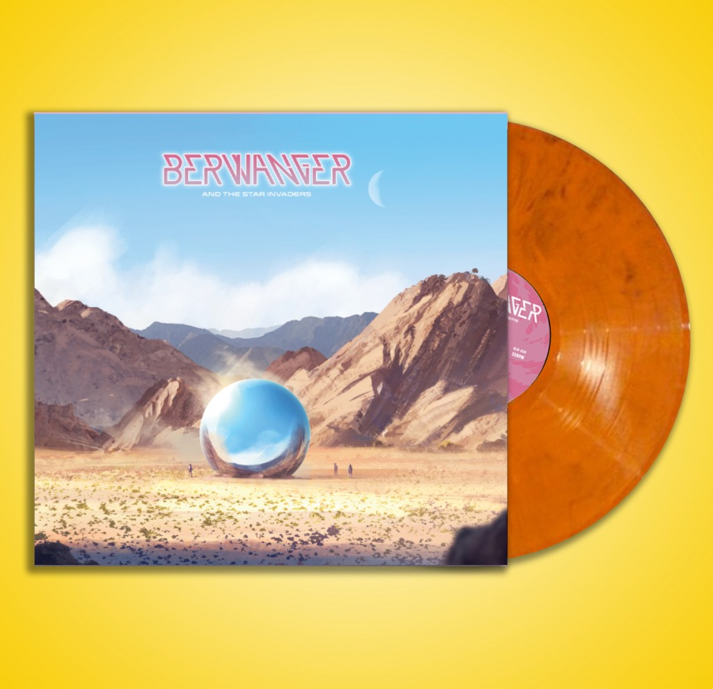 BERWANGER_GLR_LP_ORDER_ORANGE VINYL