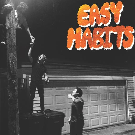 Easy Habits Cover 2