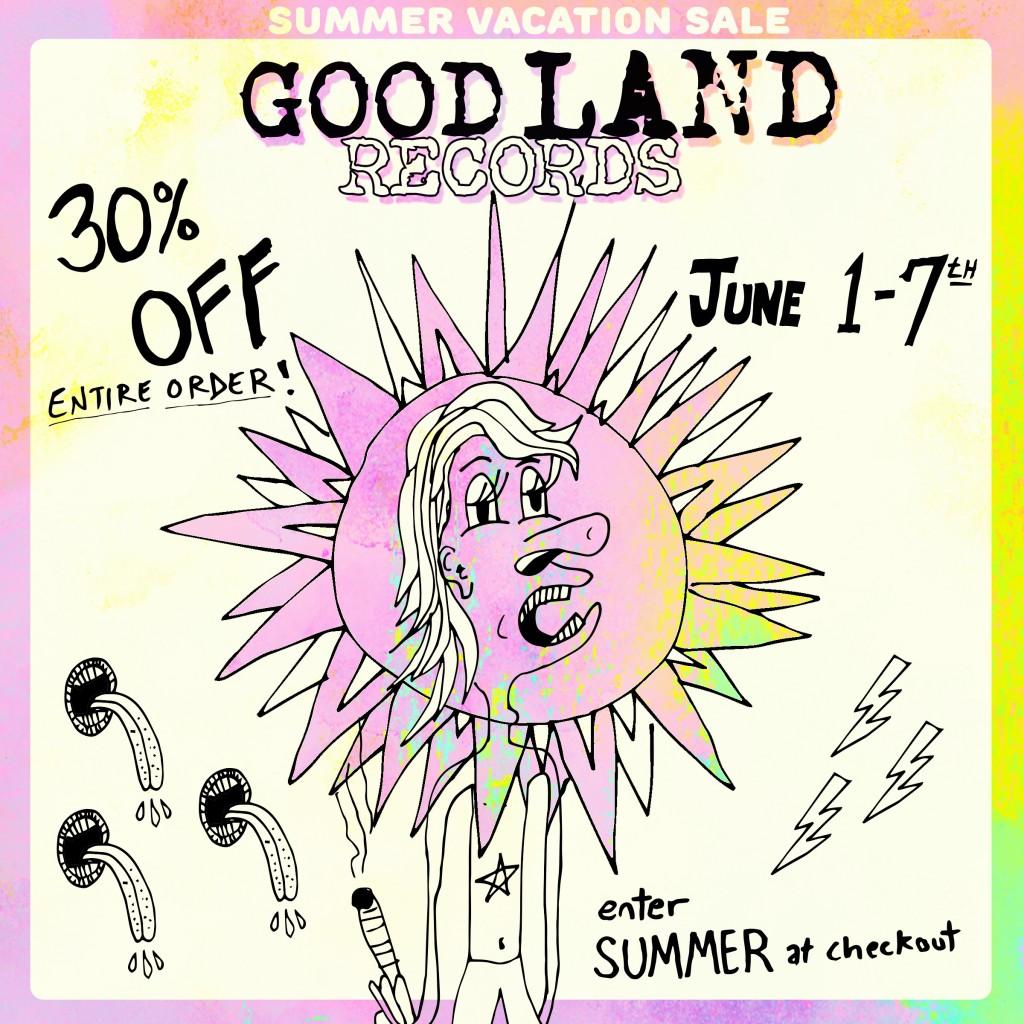 GLR Summer Sale