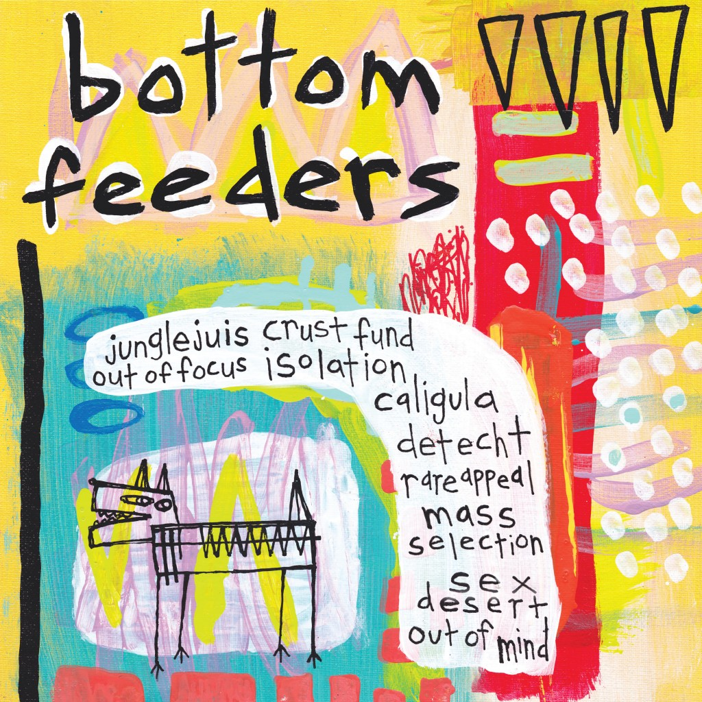 bottomfeeders back cover