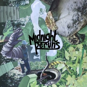 Midnight Reruns LP Cover