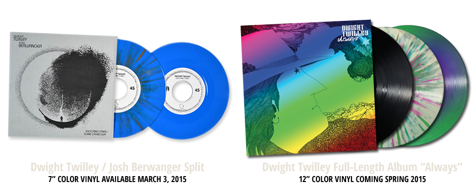 Twilley and Berwanger Out Now