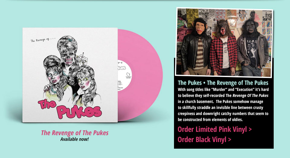 The Pukes - Revenge of the Pukes